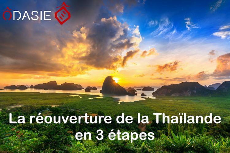 Reouverture Thailande Odasie
